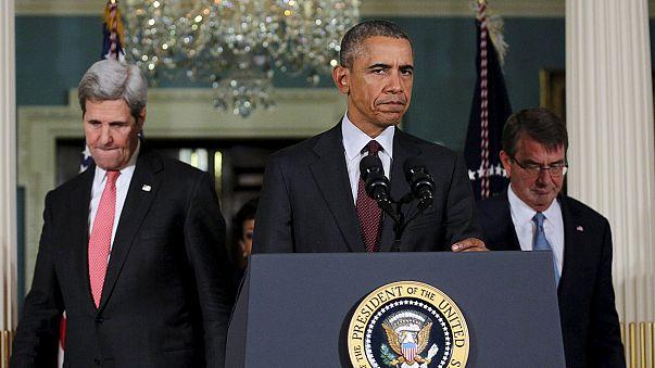 """باراك أوباما:""""تنظيم الدولة الإسلامية عصابة إجرامية"""""""