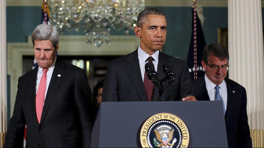 """""""O Daesh é uma associação criminosa"""", diz Barack Obama"""