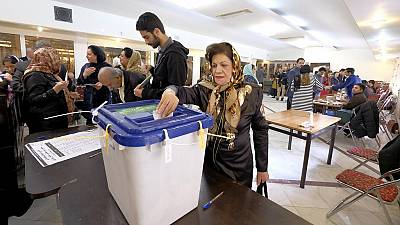 Millions vote in Iran's crucial elections