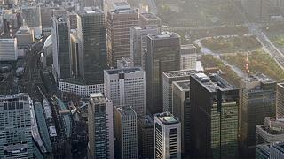Маруноути - финансовое сердце Токио