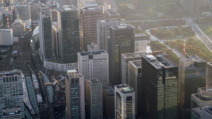 Tokyo'nun finans merkezi: Marunouchi