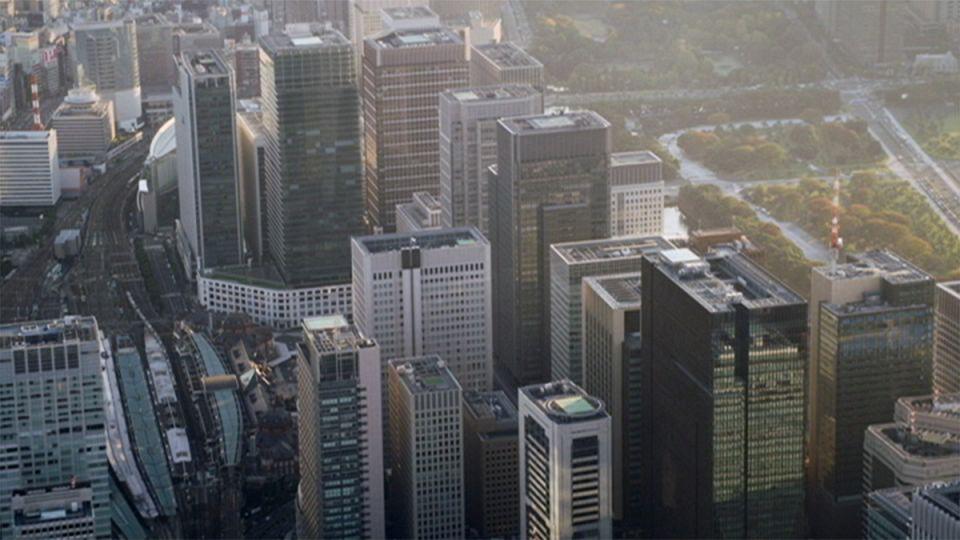 Dynamisches Geschäftszentrum: Marunouchi im Herzen Tokios