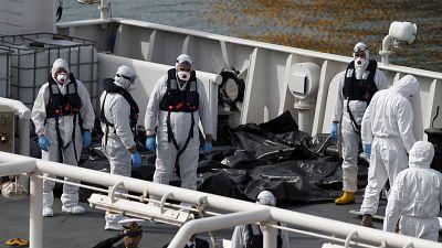 Les gardes-côtes italiens sauvent 100 migrants en mer Égée