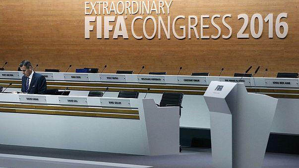 FIFA escolhe hoje novo presidente