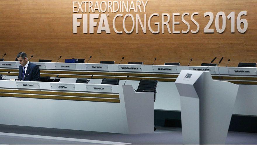 FIFA-Kongress in Zürich soll heute Schluss mit der Skandalvergangenheit machen