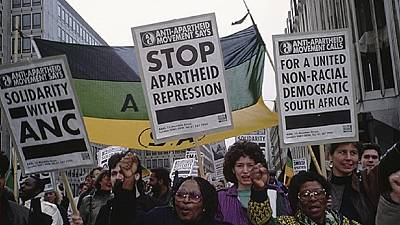 Mother of slain SA's anti-apartheid activist speaks out