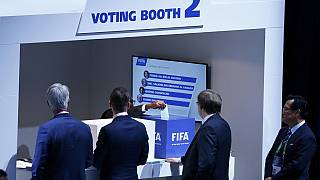 [LIVE] FIFA Presidential Election: Infantino wins second round of voting, declared winner