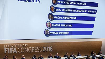 FIFA Elections: Candidates speak of expectation on reforms