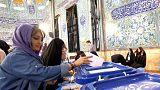 Выборы в Иране: противостояние реформаторов и фундаменталистов
