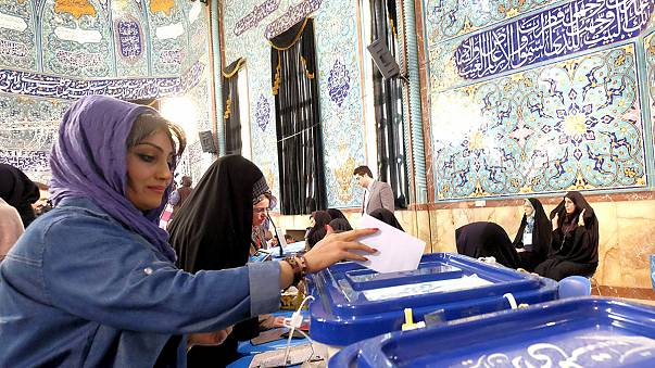 Választások Iránban