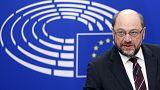 """Schulz sobre a UE: """"Nunca vi uma combinação de problemas tão grave"""""""
