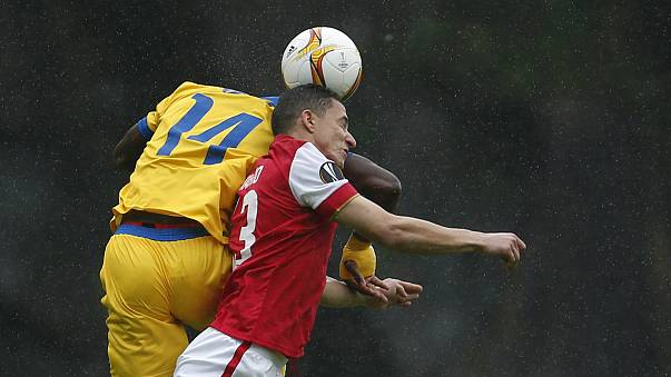 Liga Europa, 1/8 de final: Sp. Braga enfrenta Fenerbahce de Nani e Raúl Meireles