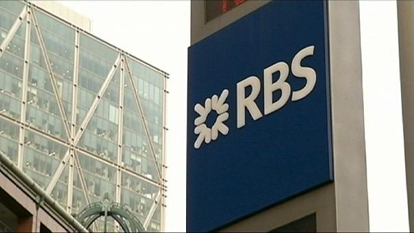 Royal Bank of Scotland reports eighth year of losses