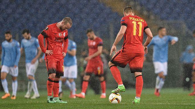 Galatasaray turu ucuza bıraktı