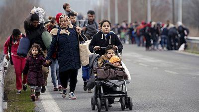 La cuestión de los refugiados sigue dividiendo a la UE