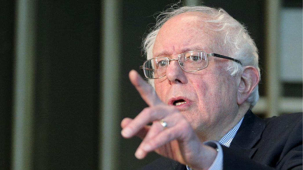US-Vorwahlkampf: Sanders - der Sozialist