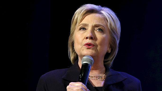 Hillary Clinton, az Egyesült Államok lehetséges első női elnöke