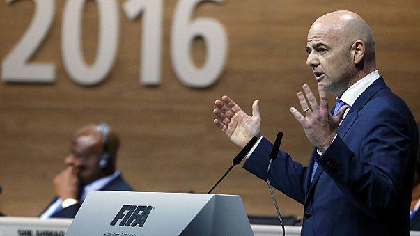 Schweizer Gianni Infantino ist neuer Fifa-Präsident