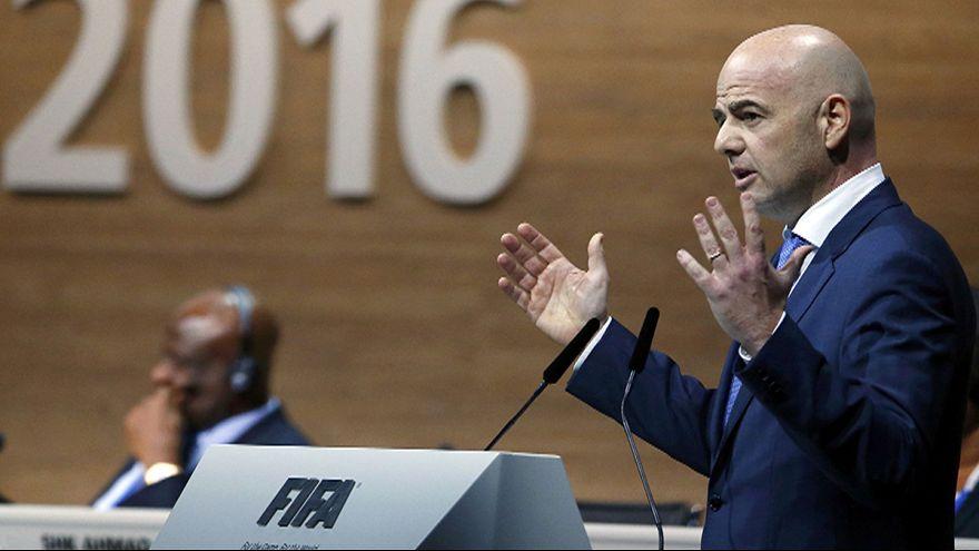 Президентом ФИФА избран Джанни Инфантино