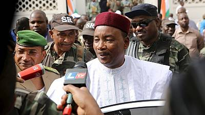 Niger elections: Issoufou fails to clinch historic first round win