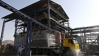 L'Érythrée veut industrialiser son secteur minier d'ici 2018