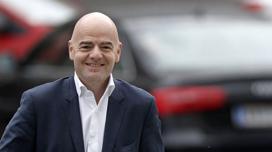Reformpaket verabschiedet: Fifa wählt Schweizer Gianni Infantino zum neuen Präsidenten