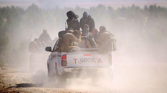 Suriyeli muhalif grupların ateşkes çekinceleri