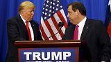فرماندار نیوجرسی، از دونالد ترامپ حمایت کرد