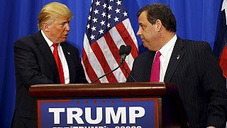 США: Трампа поддержал губернатор штата Нью-Джерси