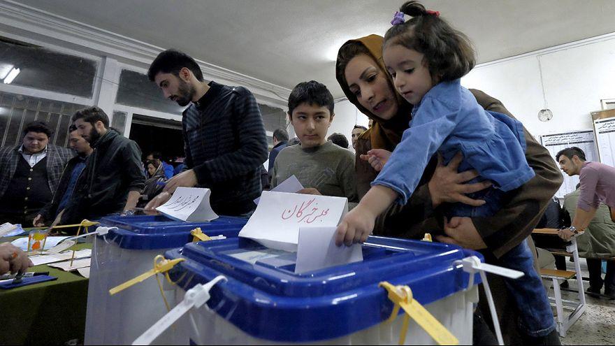 «مشارکت بالای» مردم در انتخابات مجلس ایران
