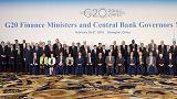 G20: in discussione le politiche per il rilancio dell'economia globale
