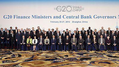 G20-Gipfel in Shanghai geht zu Ende