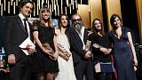 "Франция:  ""Сезар""  за лучший фильм получила картина о мигрантах"