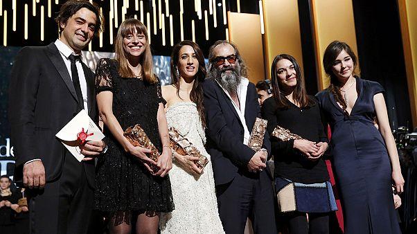 """Cuatro César impulsan a """"Mustang"""" ante la próxima edición de los Óscar"""