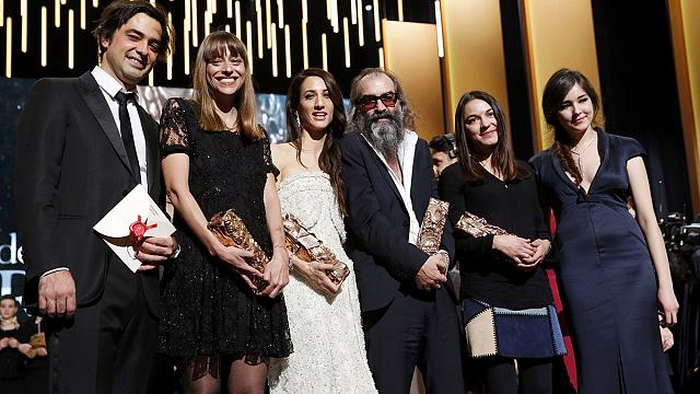 Oscar-nominated Mustang takes home four Cesars