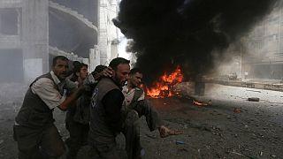 Syrie : poursuite des combats à quelques heures du cessez-le-feu