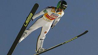 Άλμα με σκι: Αγκαλιά με τον τίτλο ο Πρεβτς