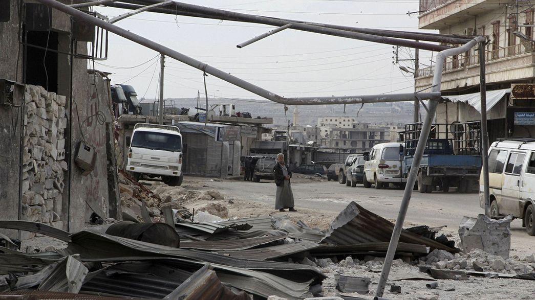 Síria: primeiro dia de trégua globalmente respeitado