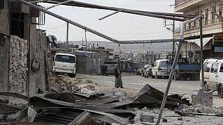 آرامش نسبی در اولین روز برقراری آتش بس در سوریه
