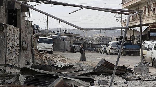 Siria recupera una precaria calma en el primer día de tregua