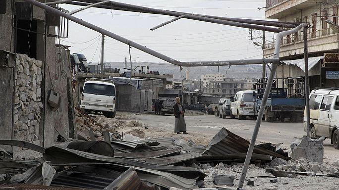 Egy viszonylag békés nap Szíriában – öt éve az első