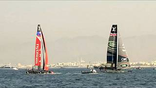 America's Cup World Series : Land Rover marque les esprits
