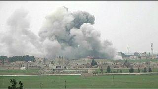 در اولین روز برقراری آتش بس سوریه، اوباما بر مبارزه بی امان با داعش تاکید کرد