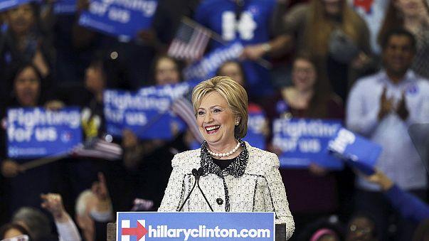 Fontos győzelmet söpört be Hillary Clinton Szuperkedd előtt