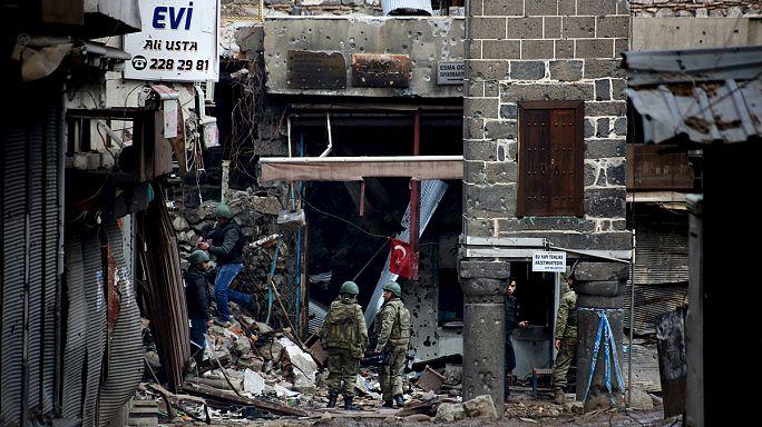 Türkei: Dramatische Szenen in Diyarbakir