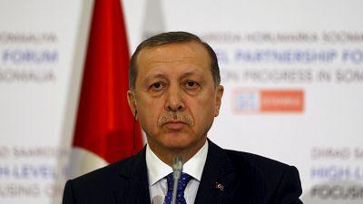 Erdogan est en Côte d'Ivoire