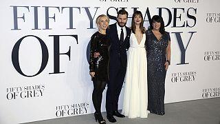 """""""50 sombras de Grey"""" arrasa en los premios Razzies, los anti-Óscar"""