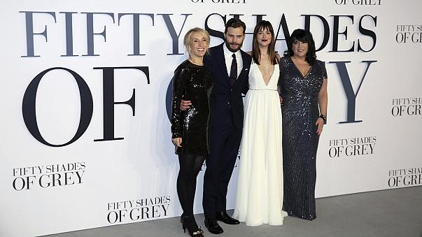 """Prémios Razzie: """"As cinquentas sombras de Grey"""", o pior filme de 2015"""