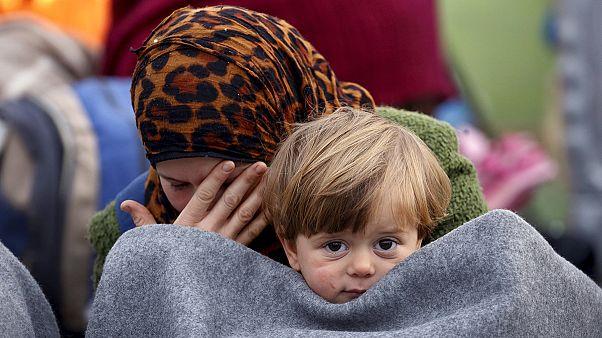 Megnyílt és újra lezárult a makedón-görög határ
