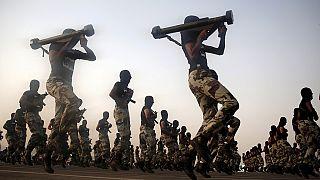 """Quatre pays africains en Arabie Saoudite pour l'opération """"Tonnerre du Nord''"""